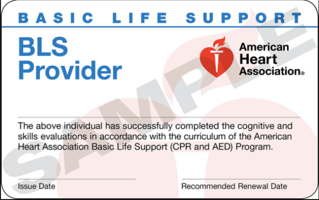 Getting Ready Health and Safety LLC   American Heart